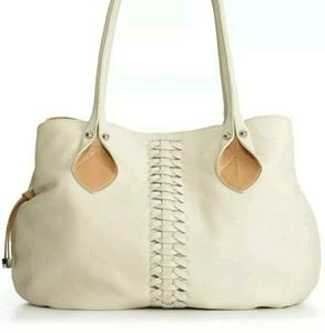 NEW WITH TAGS Gorgeous Leather Bag Giani Bernini